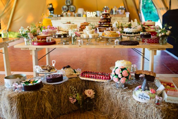 wedding bake off
