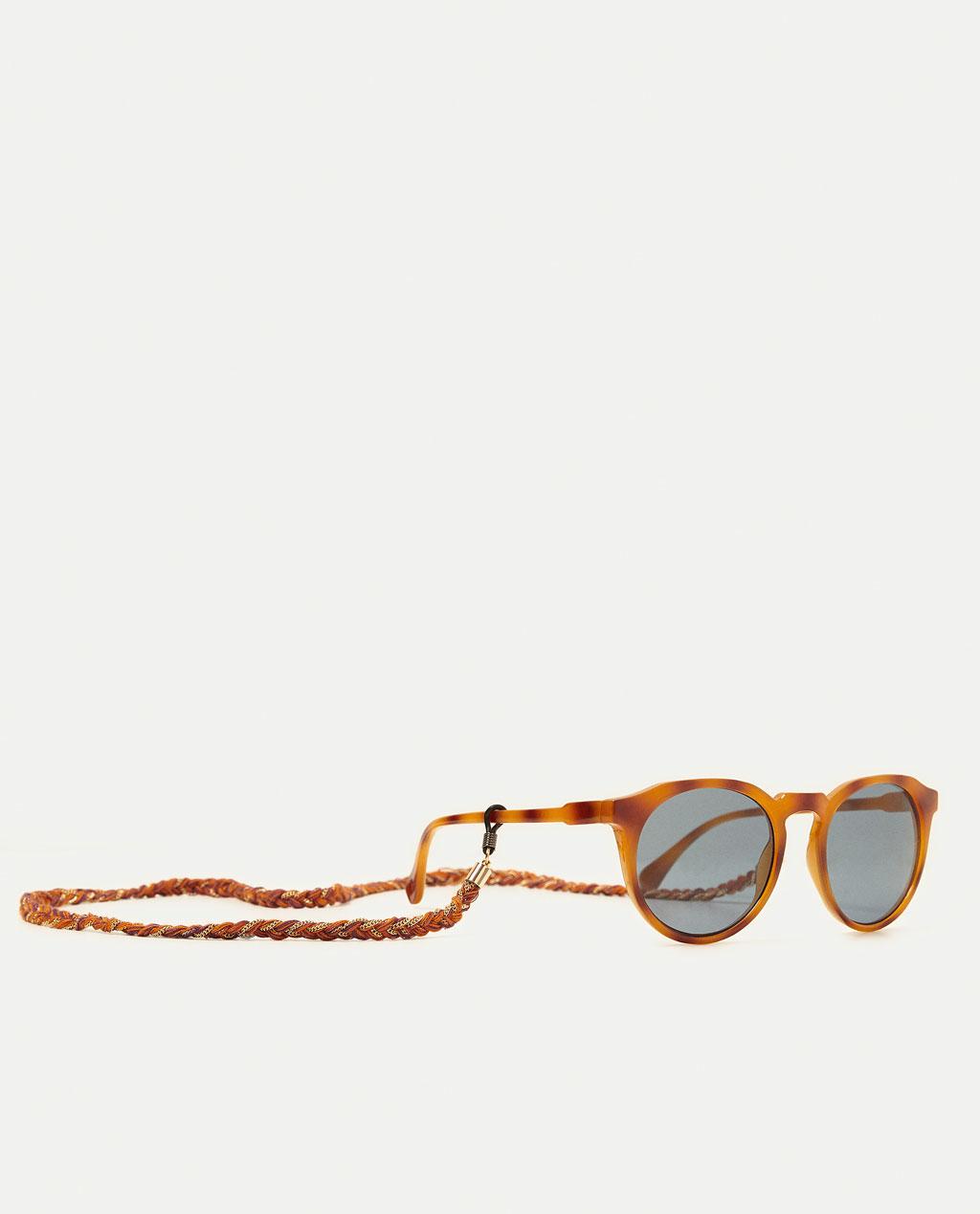 round glasses Zara £15.99