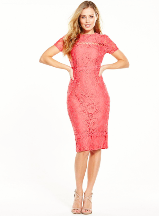 Charming Lace Dress, £48 From Very