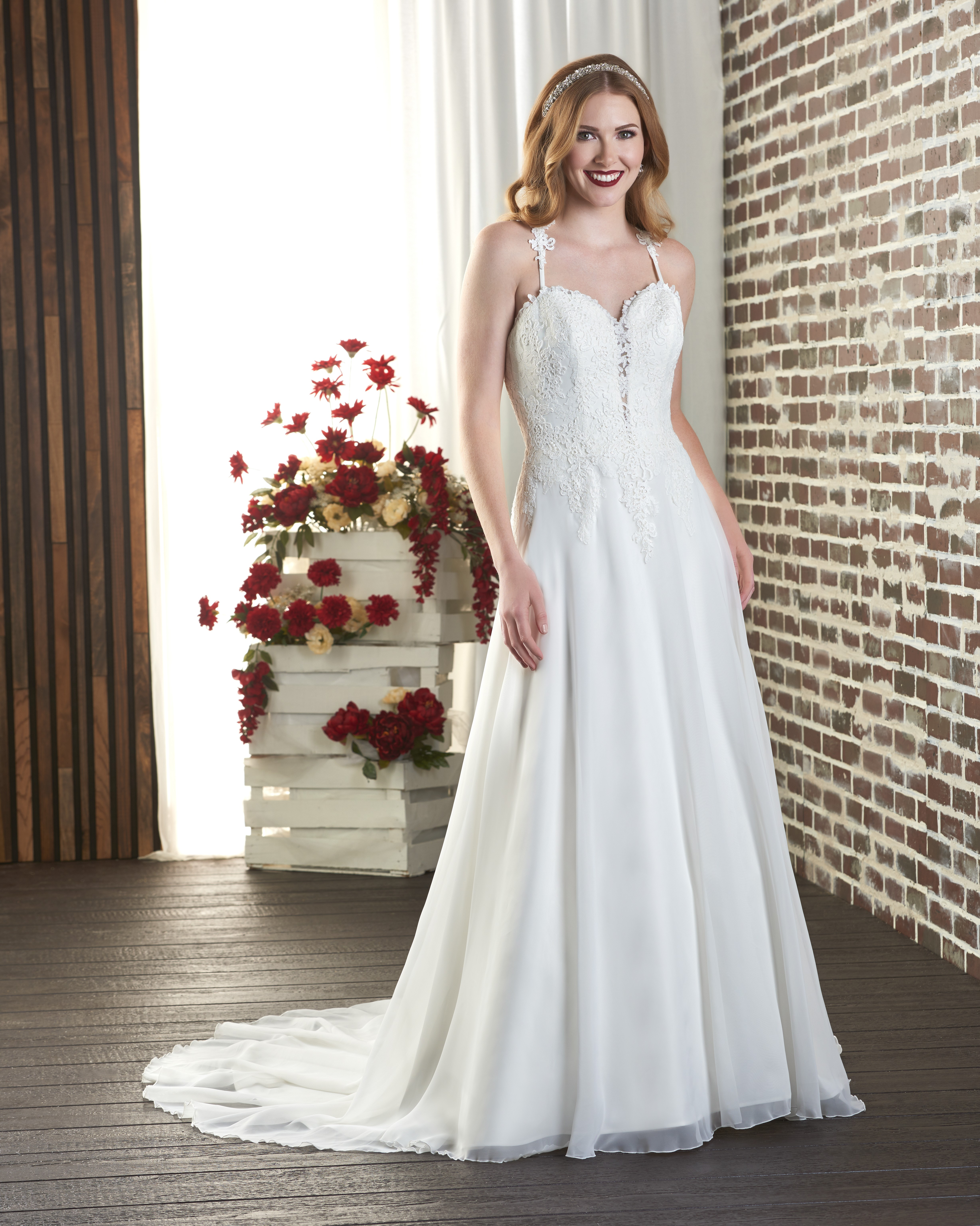 Wedding Dresses For Weddings Abroad. Stunning Stella York Spring ...