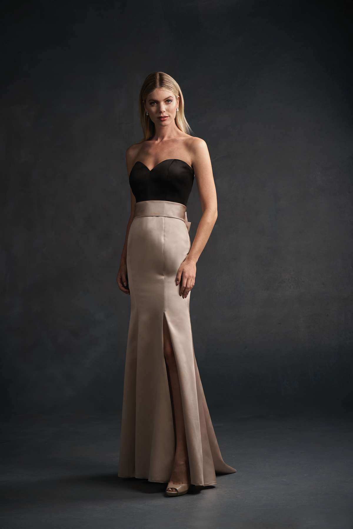 Find the latest bridesmaid trends at jasmine love our wedding belsoie collection style l194066 ombrellifo Choice Image