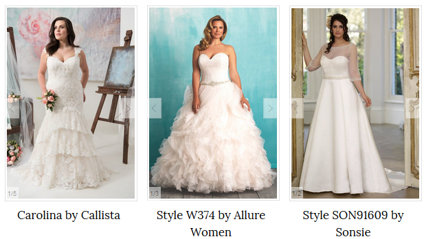 How to find your dream dress - Love Our Wedding