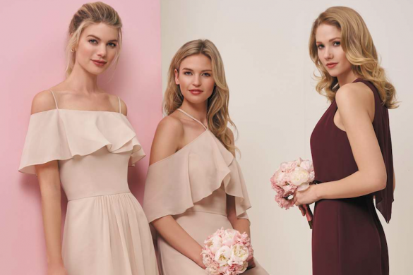 Jasmine - Bridesmaid trends