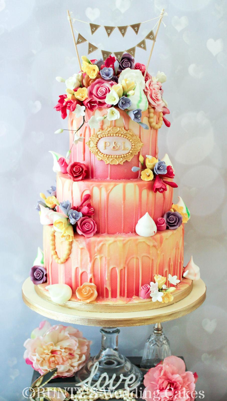 Famous Cake Designs For  Year Girl