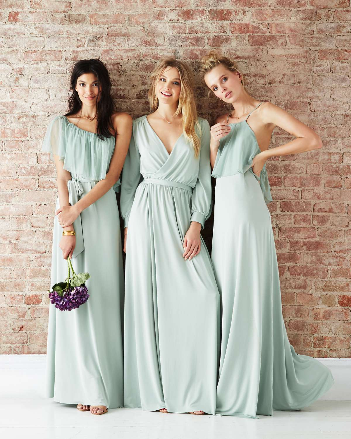 twobirds bridesmaid collection
