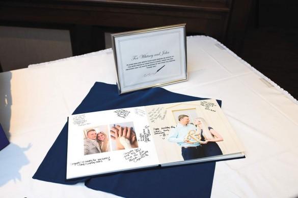 An elegant wedding to remember!