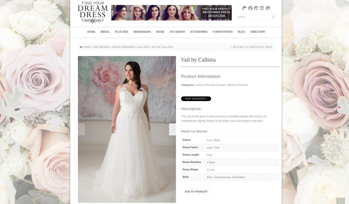 Find Your Dream Dress comes to the USA! - Love Our Wedding