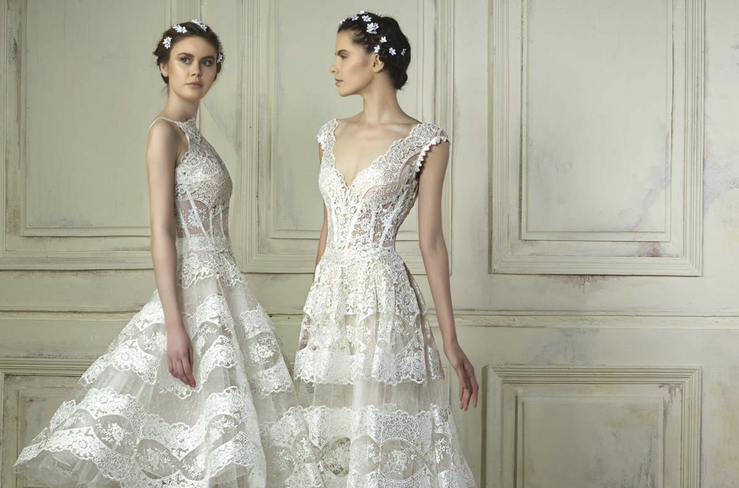 79824fd5f47 Gorgeous gowns from Gemy Maalouf - Love Our Wedding