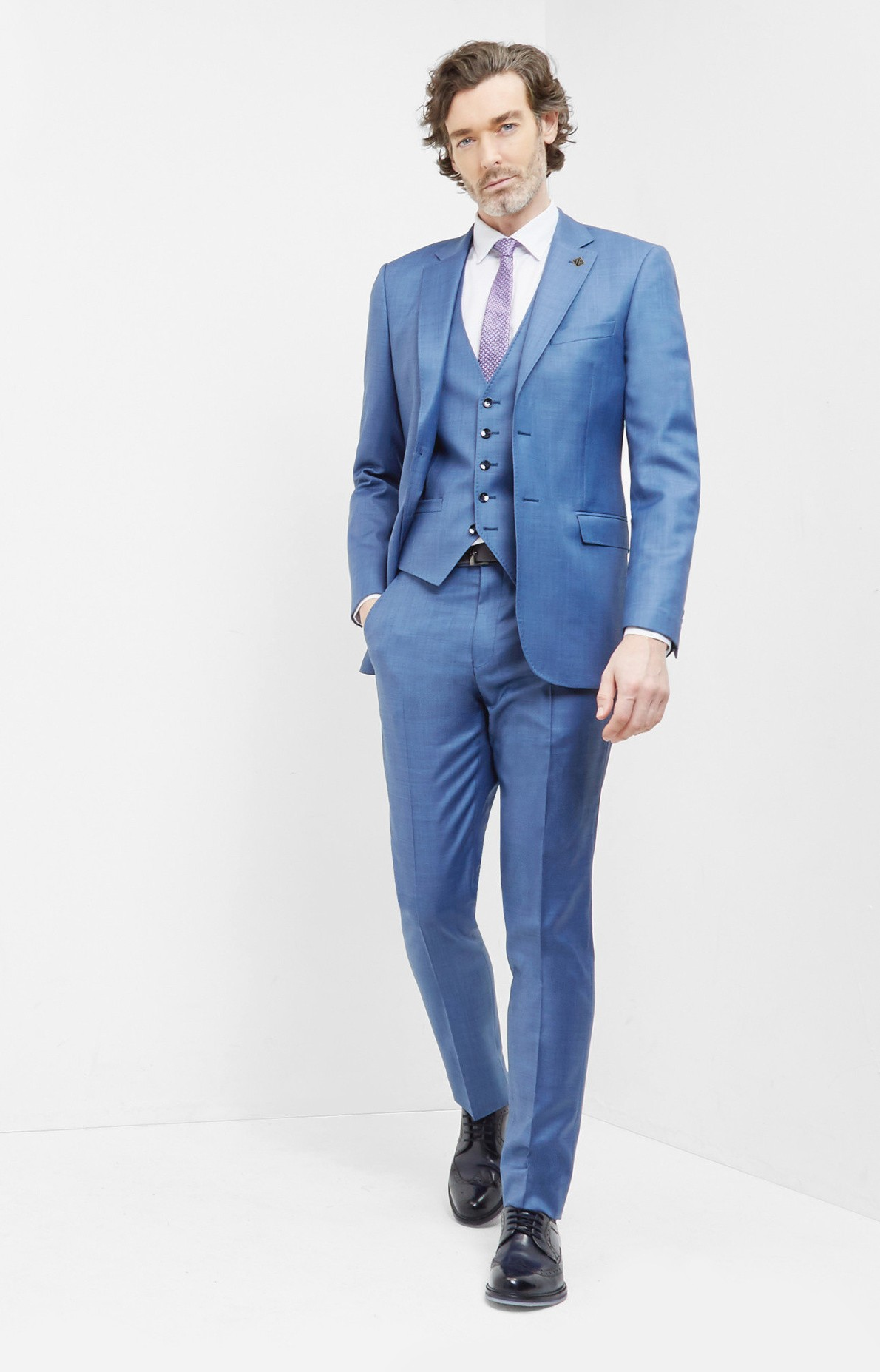 blue wedding suits for grooms love our wedding