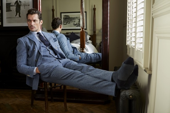 David Gandy for London Sock Co(2)