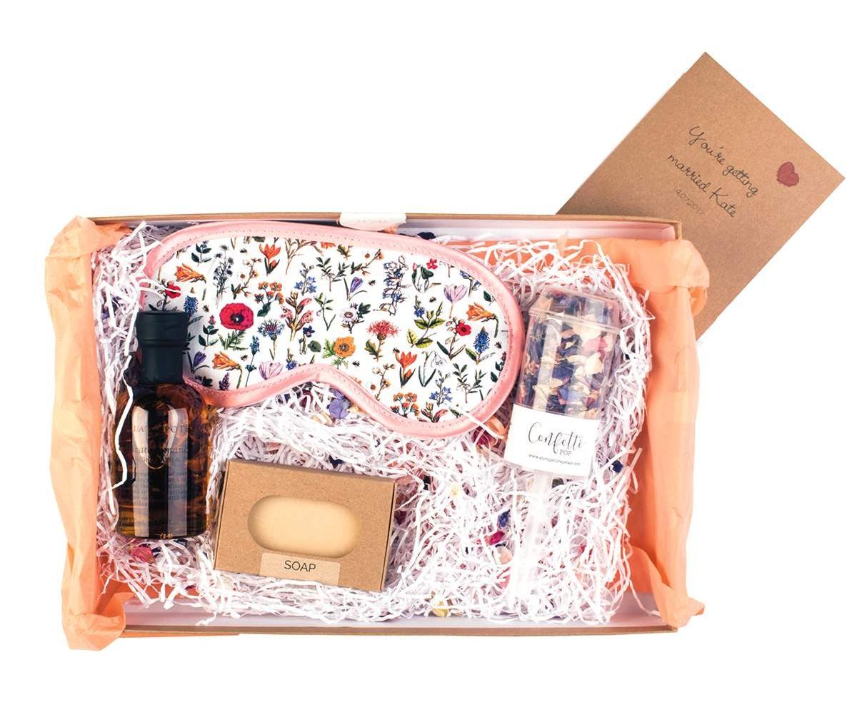 Getting personal £144.99 Wedding Gift Box Indulge