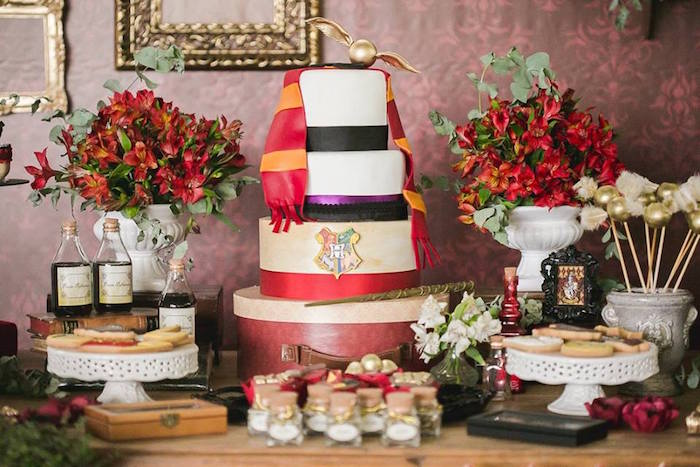 How To Create A Magical Harry Potter Wedding Theme Love Our Wedding