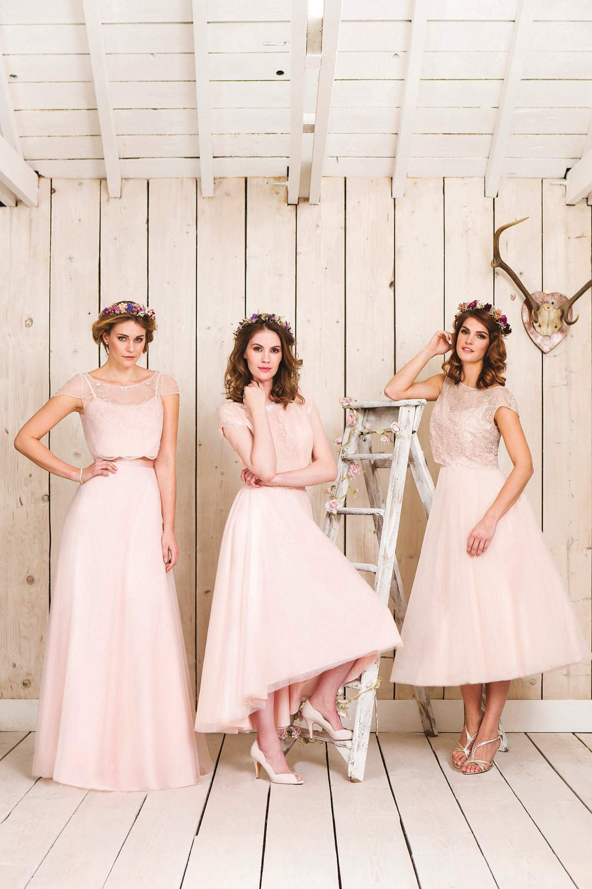True Bride True Match Bridesmaid Dresses, £POA