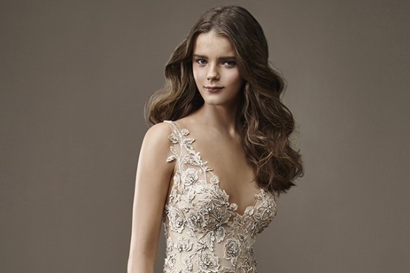 Badgley Mischka gowns