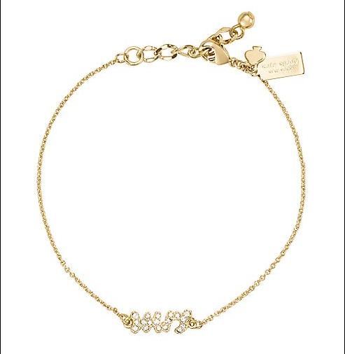 Mrs bracelet Kate Spade