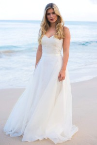 Seashell Bodice & Silver Sands Skirt