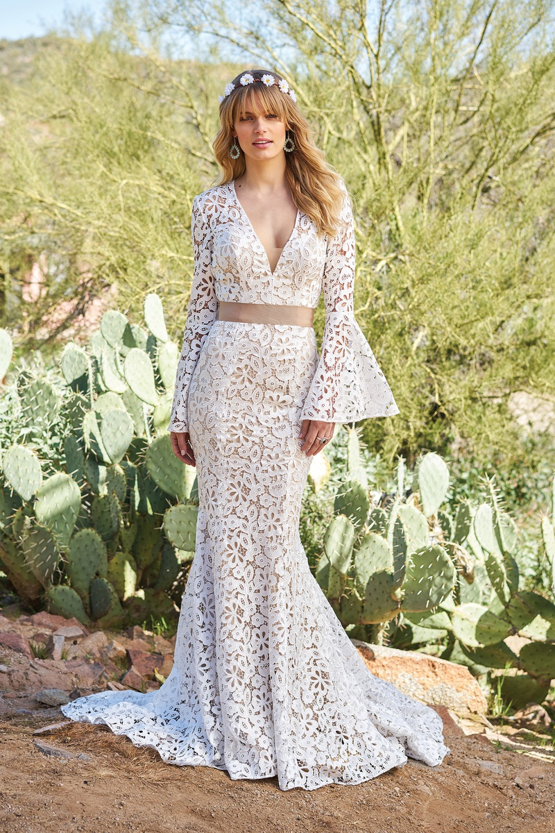 bf01d63c8a A sneak peek... Spring Summer 2018 at Lillian West! - Love Our Wedding