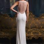 Belle dress back