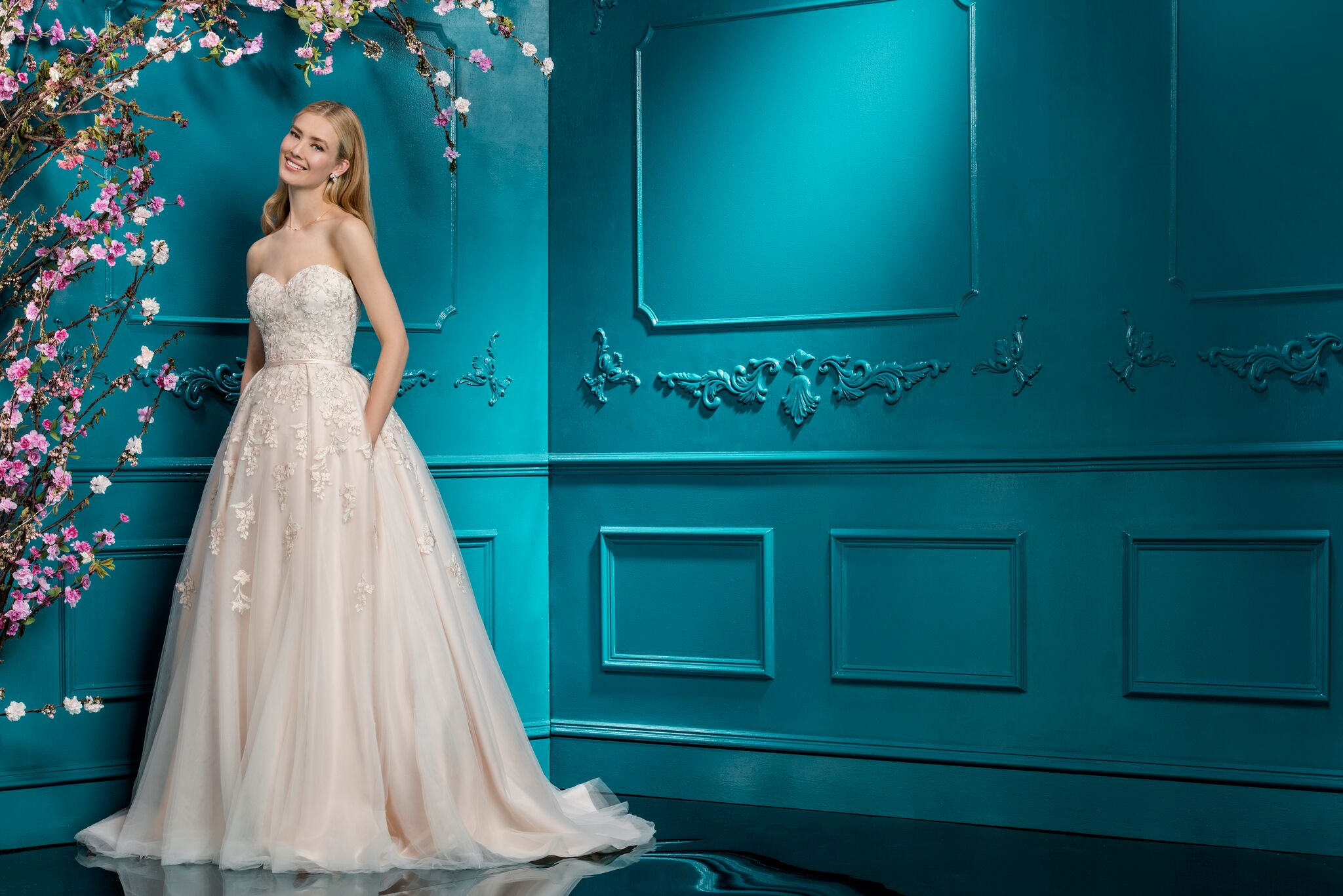 7f52ad093 Spotlight on… the breathtaking new Dusk Collection from Ellis Bridals! (Our  love affair continues, from Dusk 'til dawn…!)