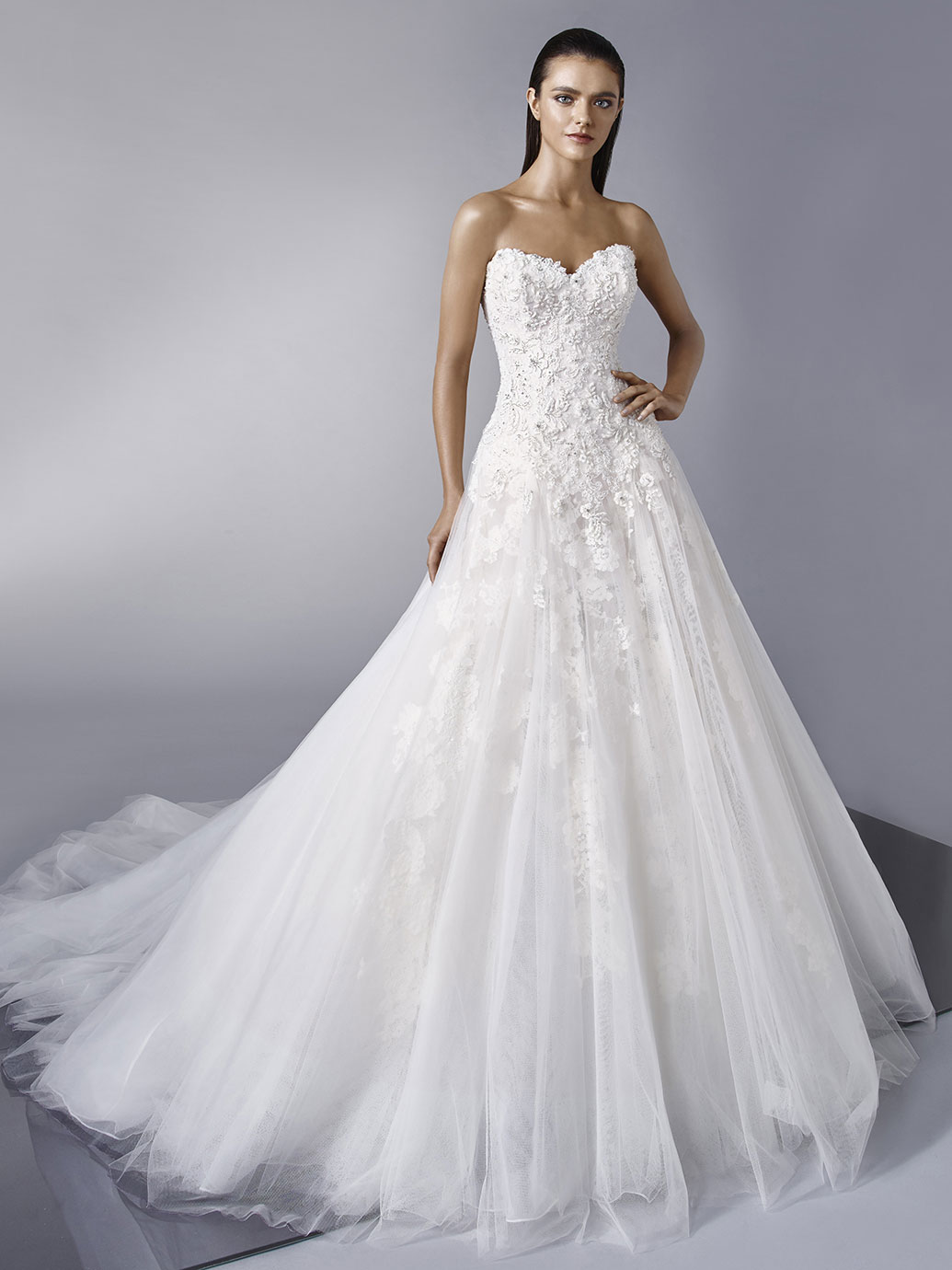dbf4a086fea Introducing the Enzoani 2018 collection! - Love Our Wedding
