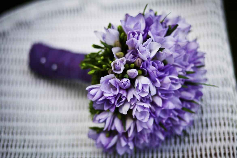Flowers for each wedding anniversary