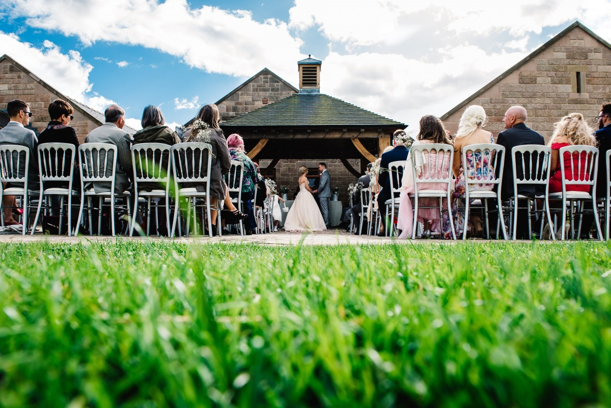 Heaton House Farm Eco Weddings 2