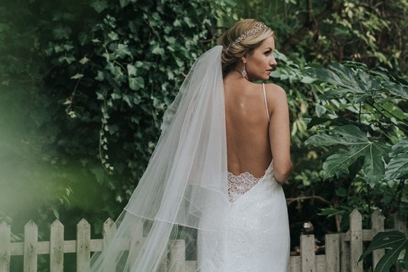 White Rose Bridal wedding dress trends