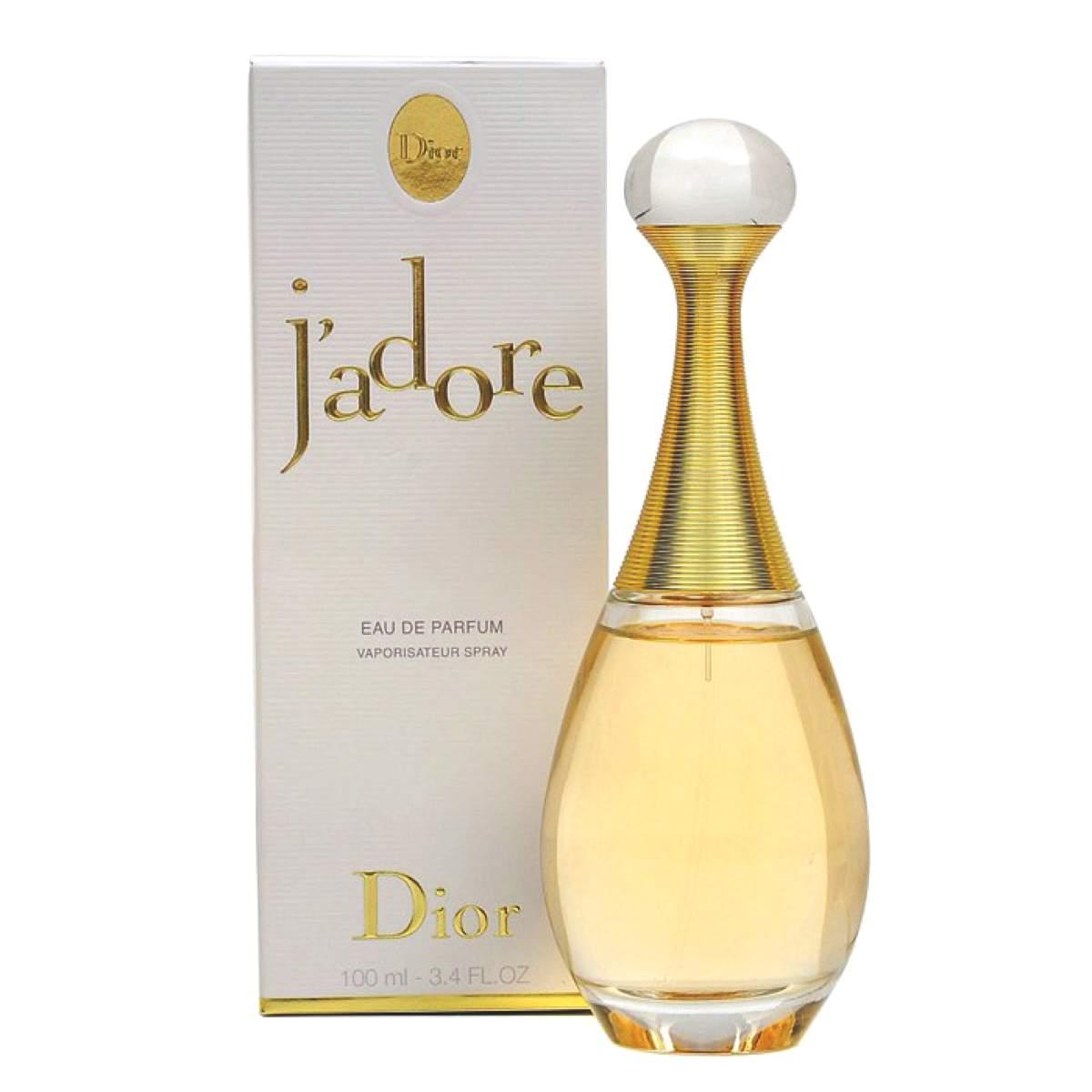 J'adore perfume, £52, The Perfume Shop