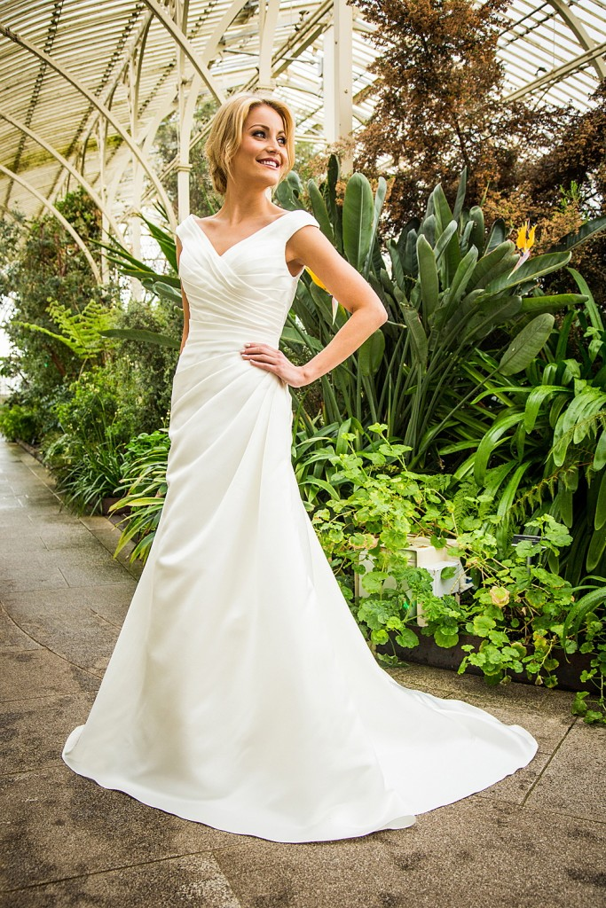 Satin wedding dresses from Special Day - Find Your Dream Dress