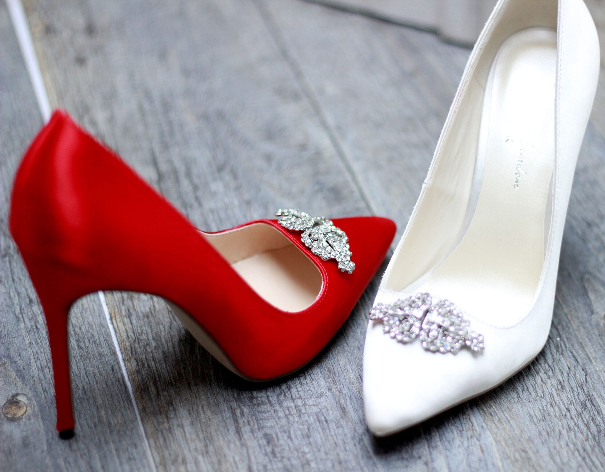 529bc85ed905 Brilliant bridal shoes you ll love! - Love Our Wedding