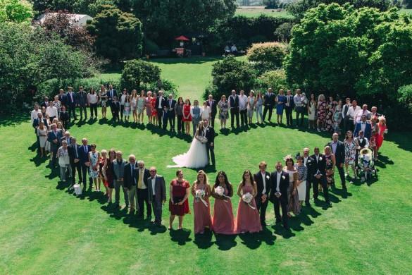 A fabulous fairytale wedding!