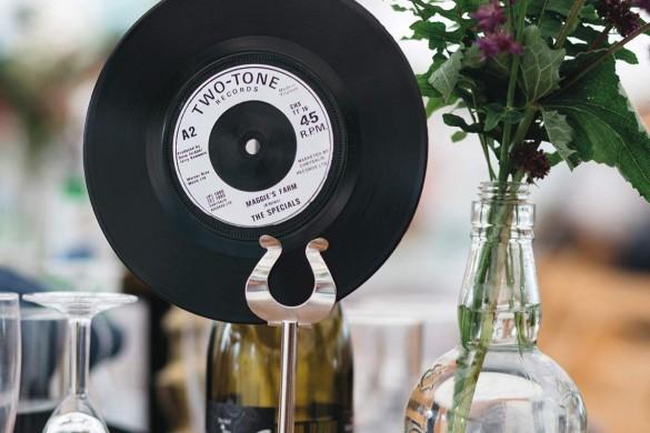 A marvellously creative wedding…