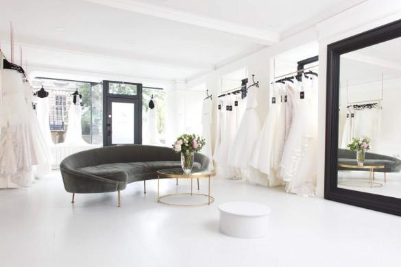 bridal boutique