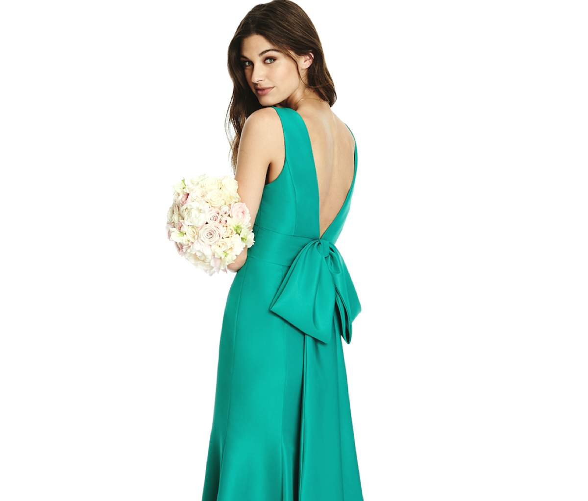 Colour pop for your maids\' dresses! - Love Our Wedding