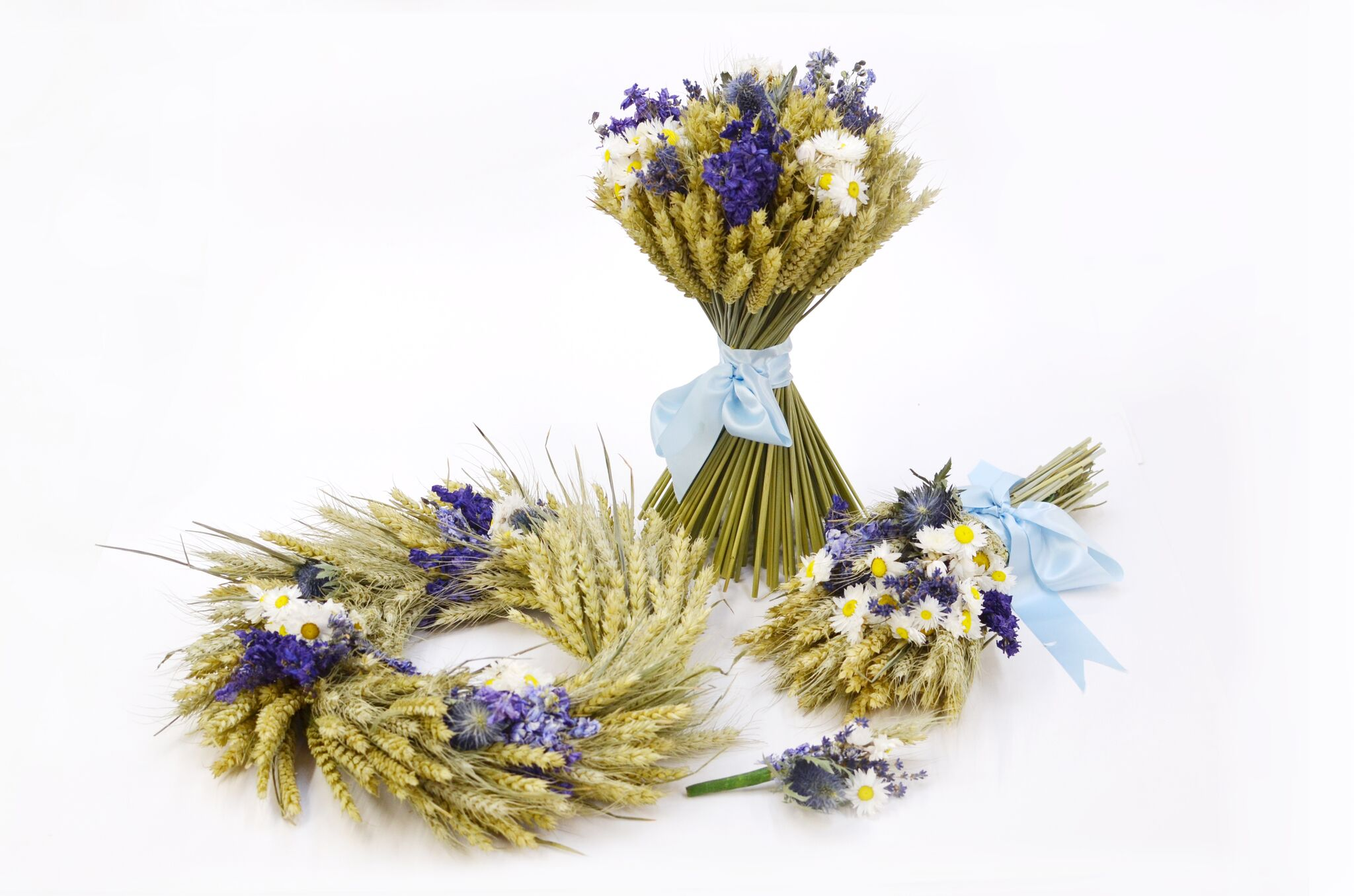 ShropshirePetals.com Blue Wheat Range from £10 (3)_preview