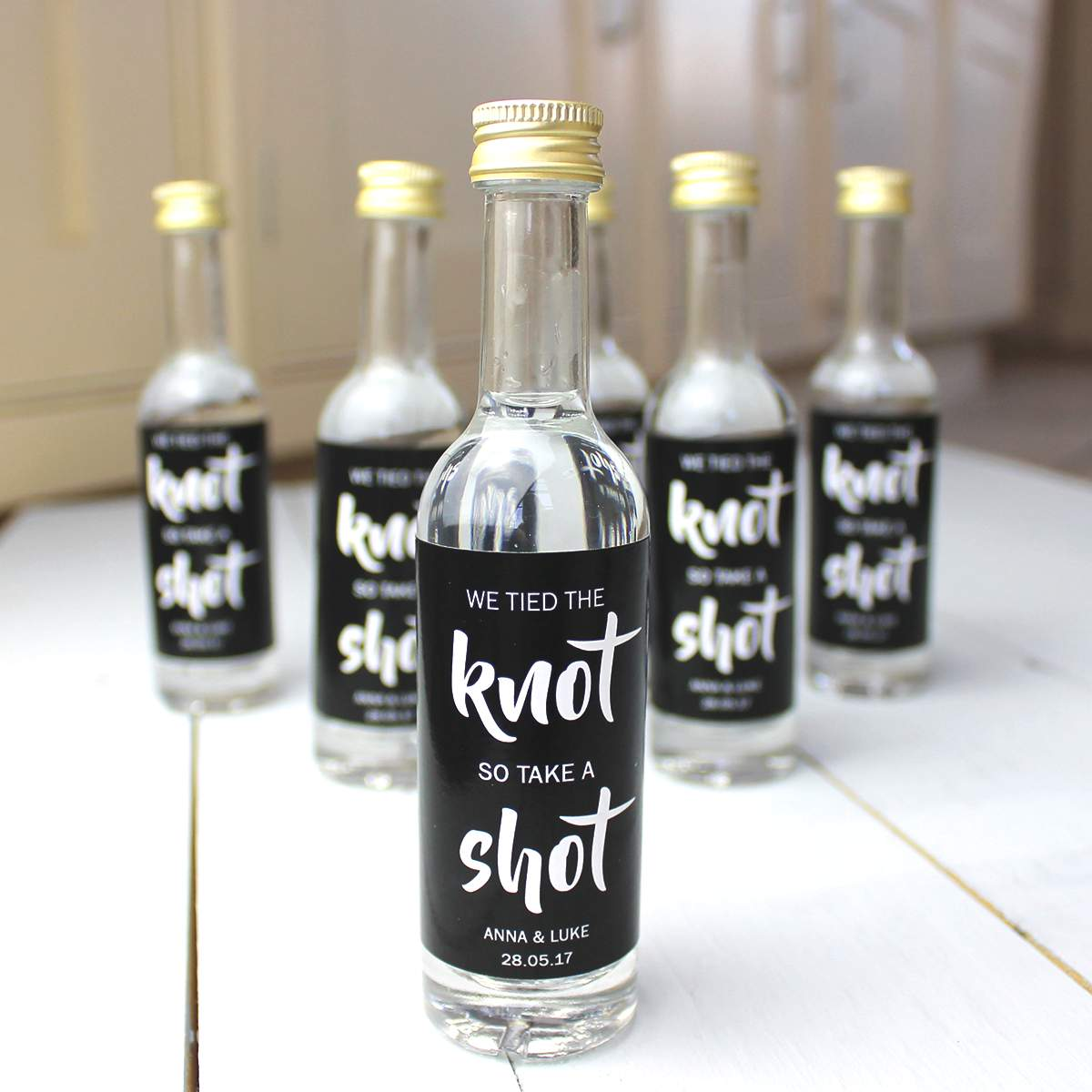 10 wedding favour shot bottles Beija Flor Studio ú25 2 PLEASE FEATURE