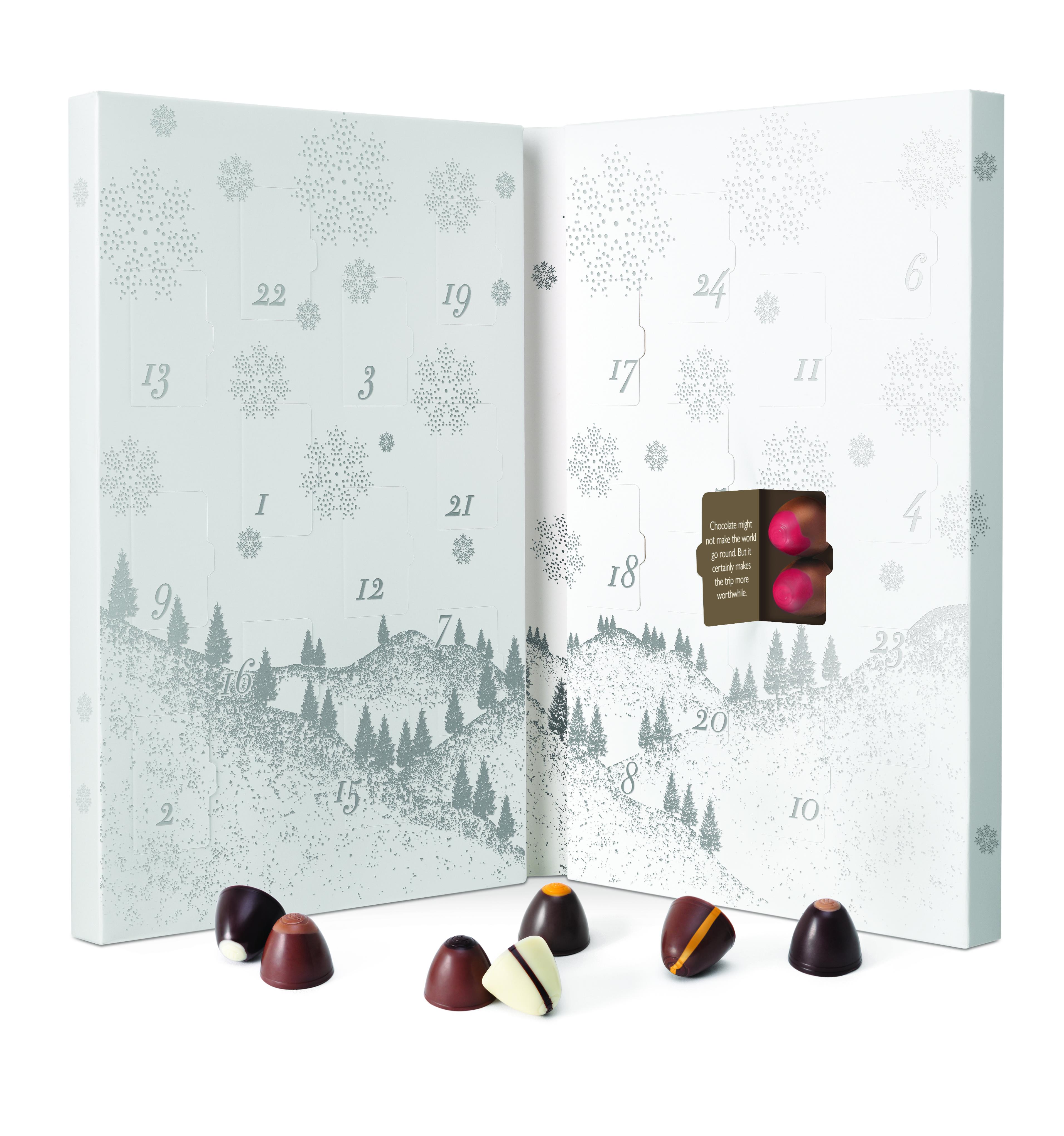 Advent Calendar Romantic Ideas : Your romantic christmas countdown love our wedding