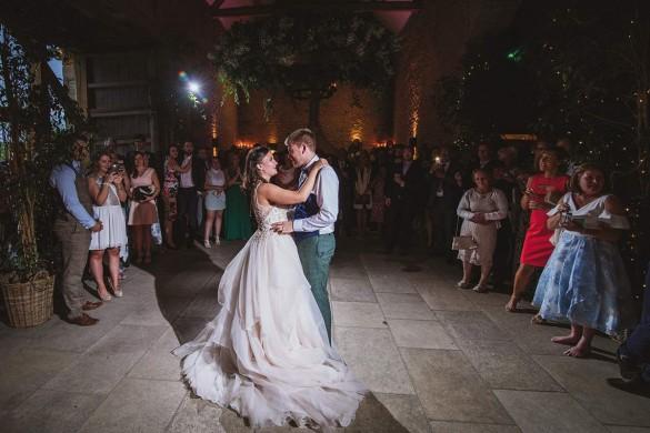 A stunning, rustic-inspired wedding