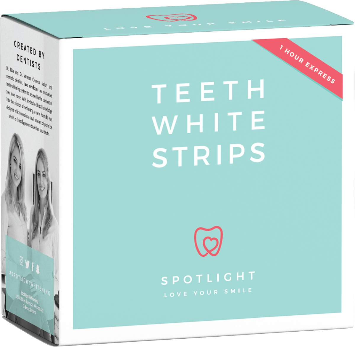 Spotlight Strips Box