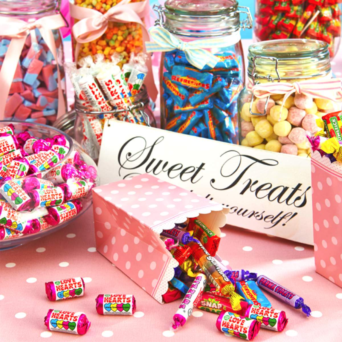 Wedding Candy Buffet Square