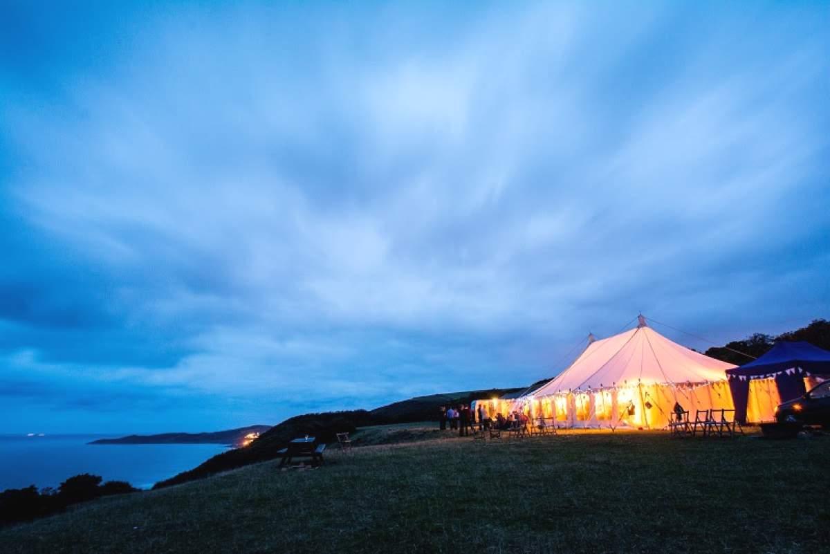 coastal venue