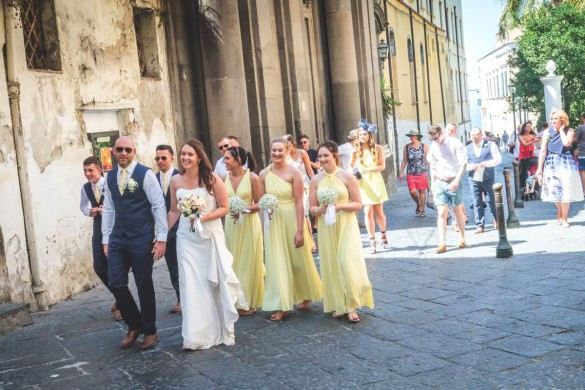 A sun-soaked Italian Real Wedding