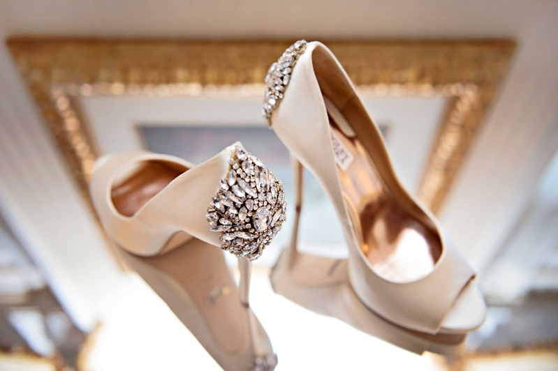 Badgley Mischka Wedding Shoes For Every Bridal Style
