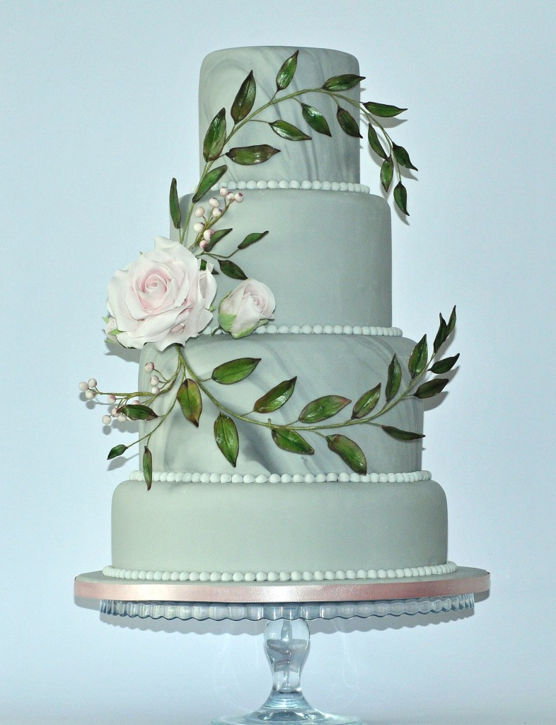 Wedding Cake Trends For 2018 From A Great British Bakeoff