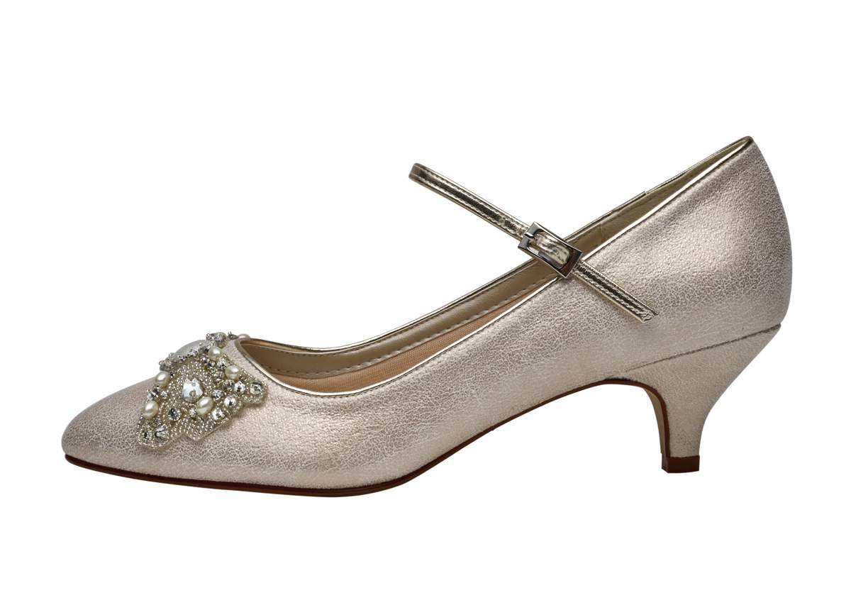9e218efcc88 Wedding shoes that sparkle from Rainbow Club - Love Our Wedding