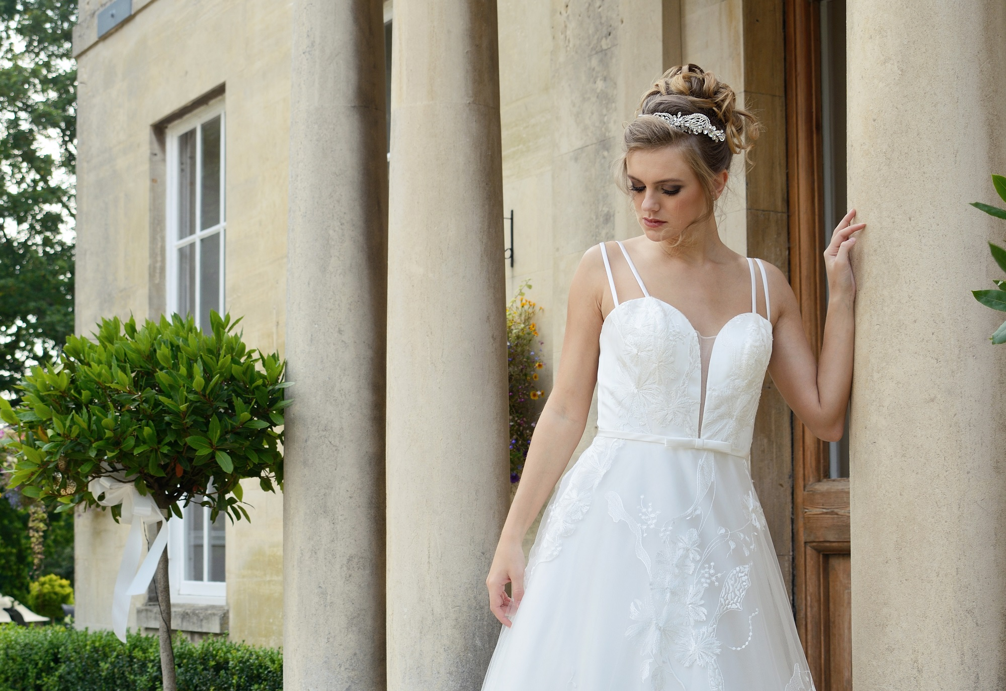 Win a Catherine Parry wedding dress worth £1,545! - Love Our Wedding