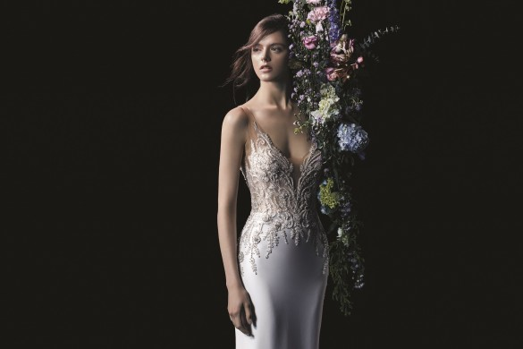 Enzoani_2018_Ad_Melinda_Fro_Pri Mermaid wedding dresses