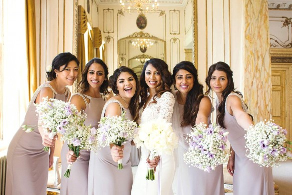 bridesmaid trends