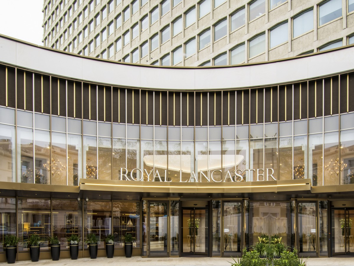 Royal Lancaster London - Exterior