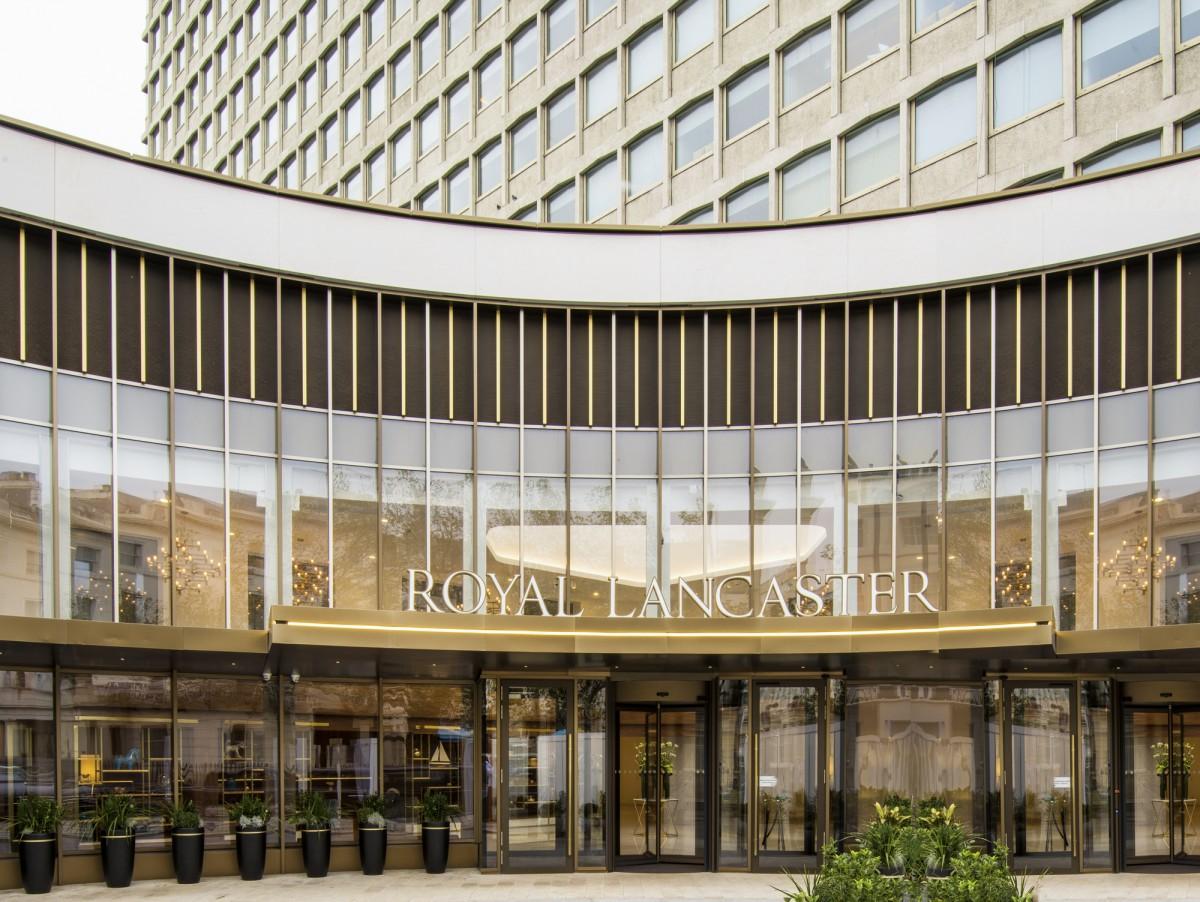 Royal Lancaster London - Exterior